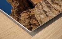Montezuma's Castle-3 Wood print