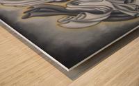GuanXi Wood print