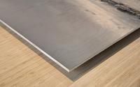 La Digue - Cheticamp Wood print