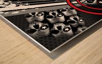 hoodtest_max Wood print
