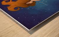 Aro_Mer Wood print