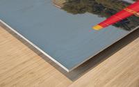 Oporto Red Bull Air Race 2017 Wood print