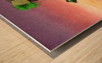 vr Wood print