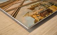 Wismar Day2Night Wood print