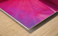 Pistil wave Wood print