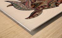 gekop Wood print