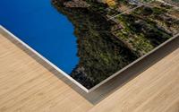Amalfi Coast Panoramic View Wood print