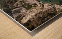 Amalfi Coast - Conca dei Marini Beach - Italy Wood print