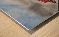 NewYorker Wood print