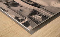 1950 Chevy  Wood print