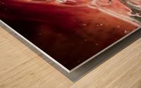 Festive - Festif Wood print