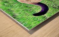 CAT3 Wood print