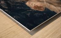Water fairy Wood print