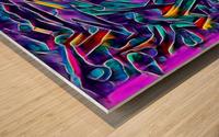 dorzen Wood print