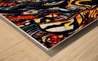 jokafazer Wood print