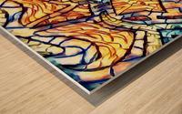 quifimel Wood print