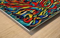 buzqke  Wood print