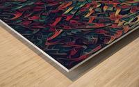 munekito Wood print