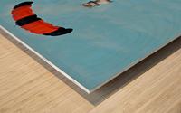 SkyDivingSquirrel Wood print
