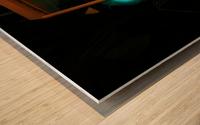 B (5) Wood print
