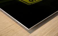 E (13) Wood print