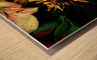 E (1) Wood print