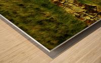 G (10) Impression sur bois