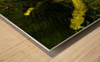 H (7) Wood print
