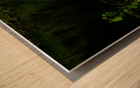 H (6) Wood print