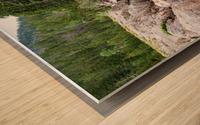 Colorado Waterfall  -  Poudre River  Wood print