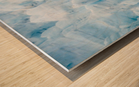 Alaska Gifts - Glacier Photographs Wood print
