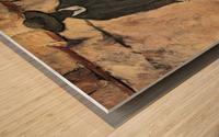 Blind by Albin Egger-Lienz Wood print