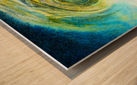The sky 2 Wood print