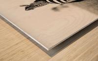 DUO Wood print