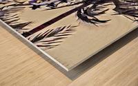 Stardust Memories Wood print