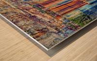 Painted Coves - APC-334 Wood print