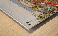 Flower Garden, Isles of Shoals Wood print