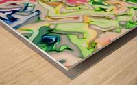Foopie Wood print