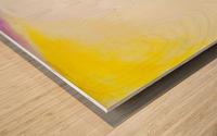 HARMLESSNESS Wood print
