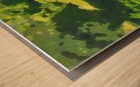 Cummington Cows Wood print