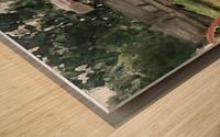 Cummington Wagon Wood print