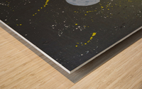 Moon and Stars. David R Wood print