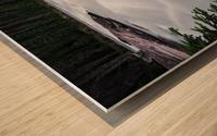Columbia River Wood print