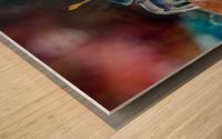 kapiting kacui Wood print