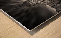 canale grande Wood print