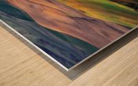 The Palouse Wood print