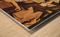 Mother by Albin Egger-Lienz Wood print