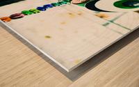 Special Children Edition  Impression sur bois