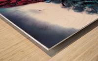 Riot by Krzysztof Grzondziel Wood print