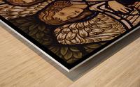 Edward Burne Jones 26 Wood print